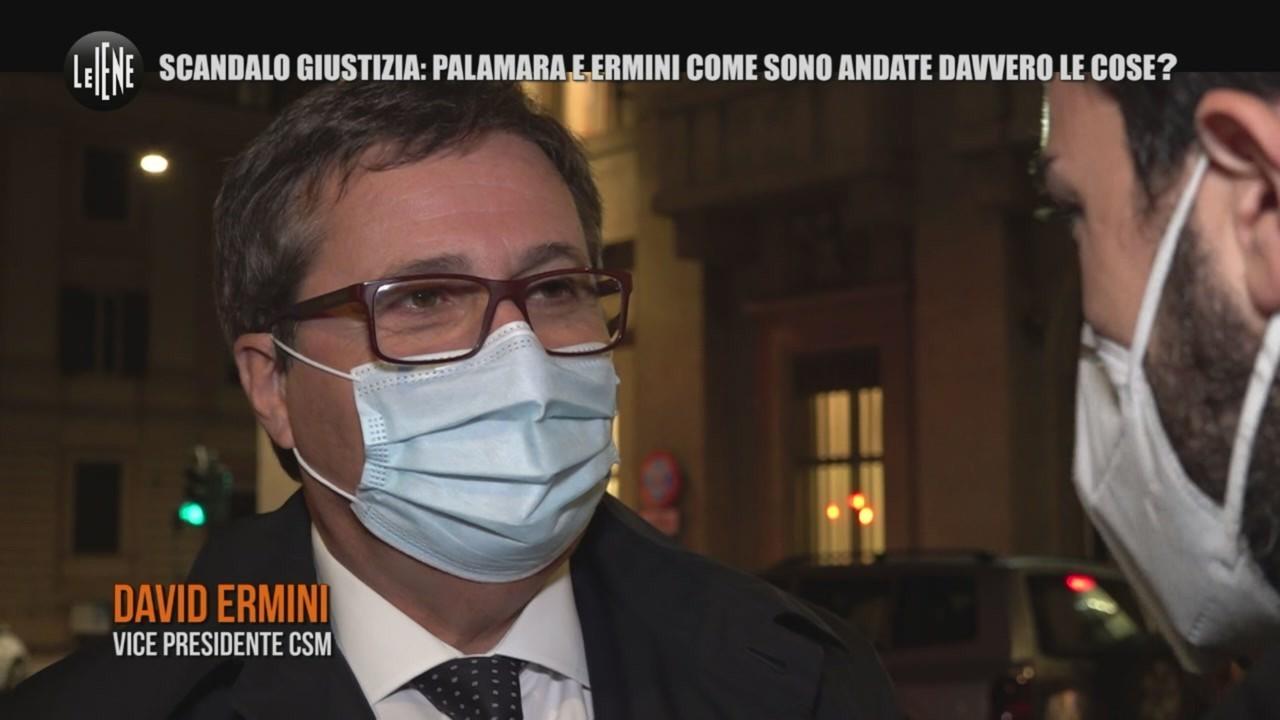 Scandalo giustizia Palamara Ermini