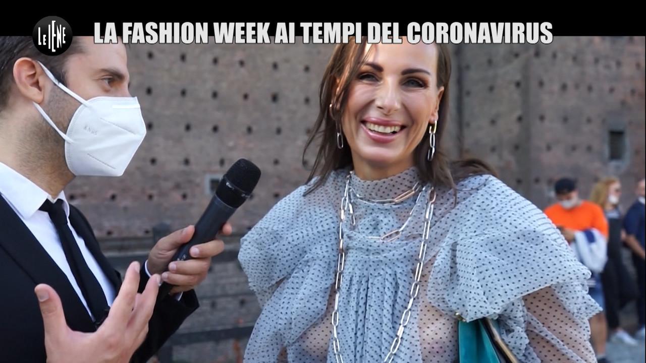 coronavirus fashion week covid moda