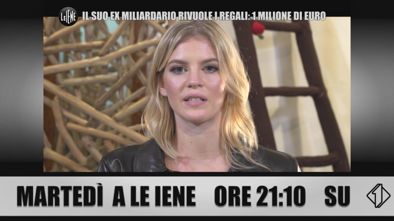 ex miliardario rivuole regali 1 milione euro