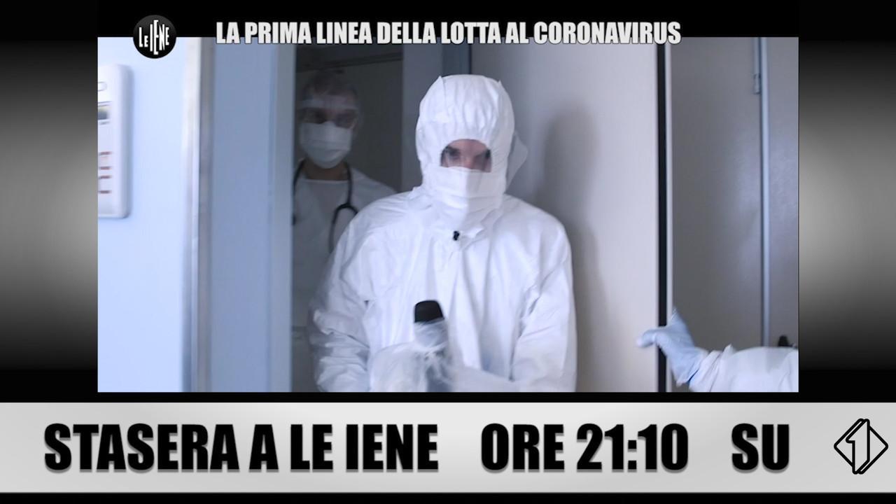 reparto Covid Padova seconda ondata