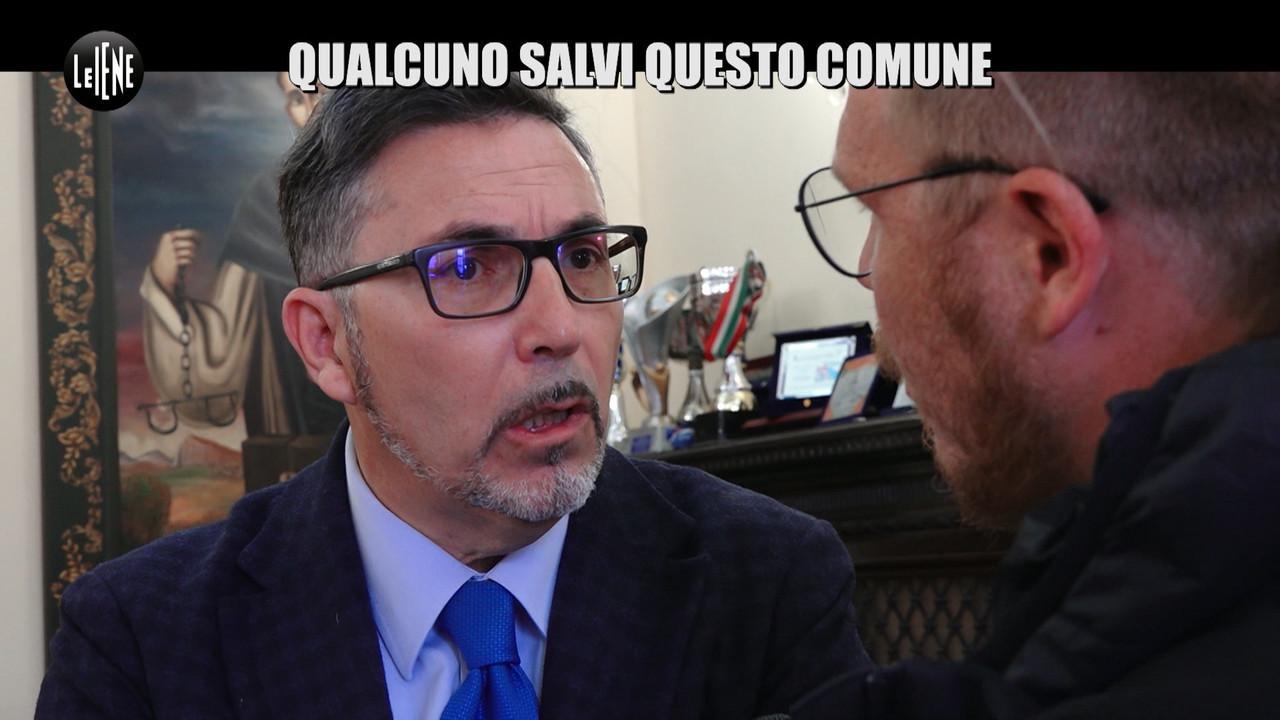 finanziere commissario comune partinico