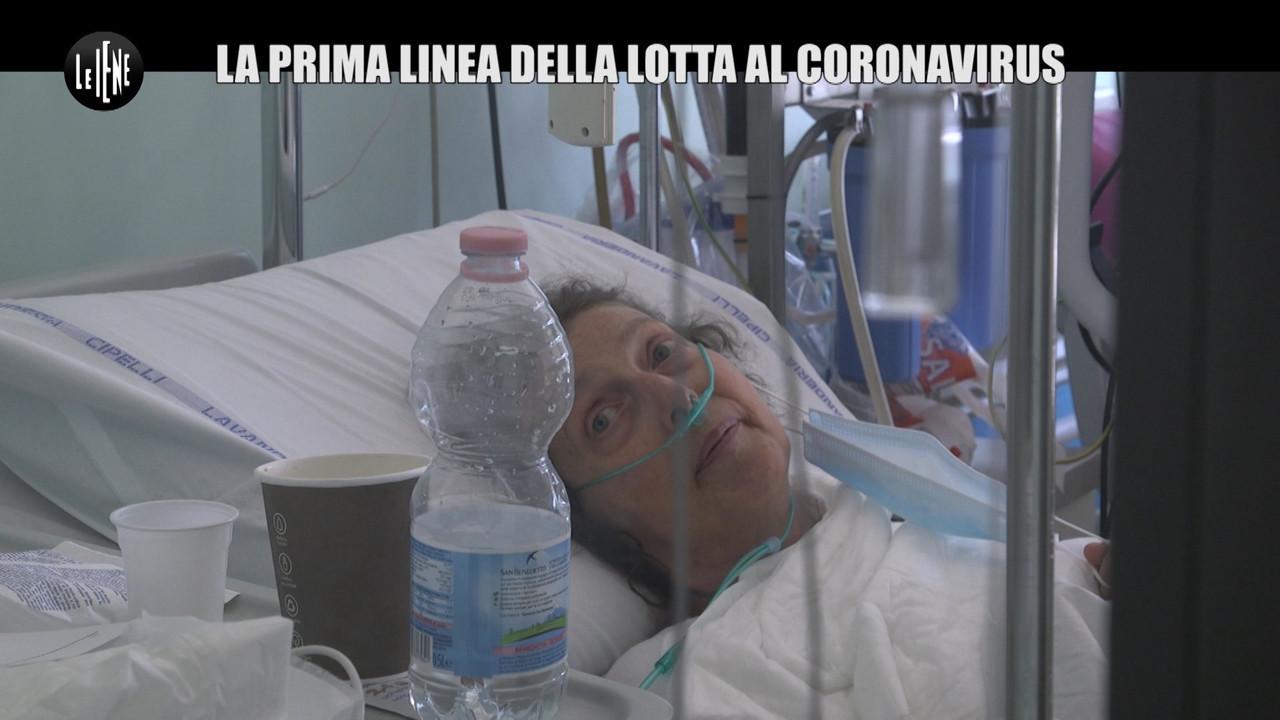 prima linea lotta coronavirus