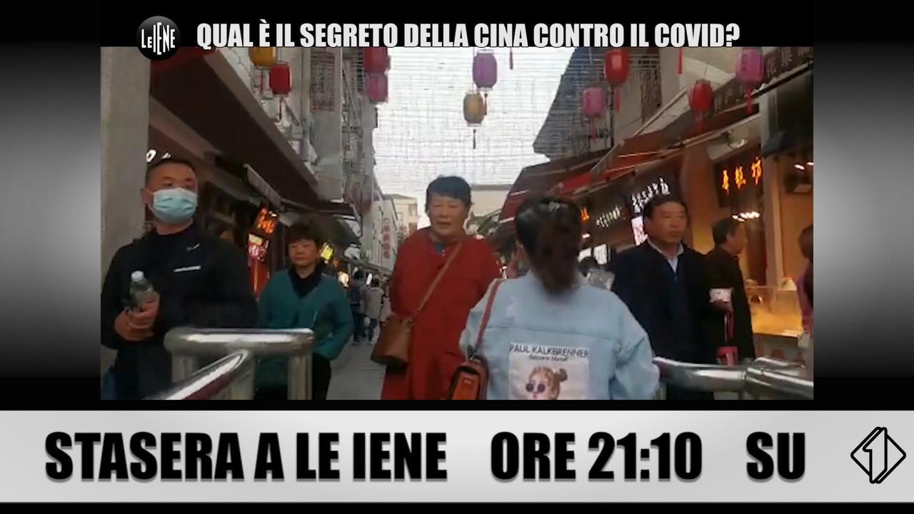 segreto Cina Covid