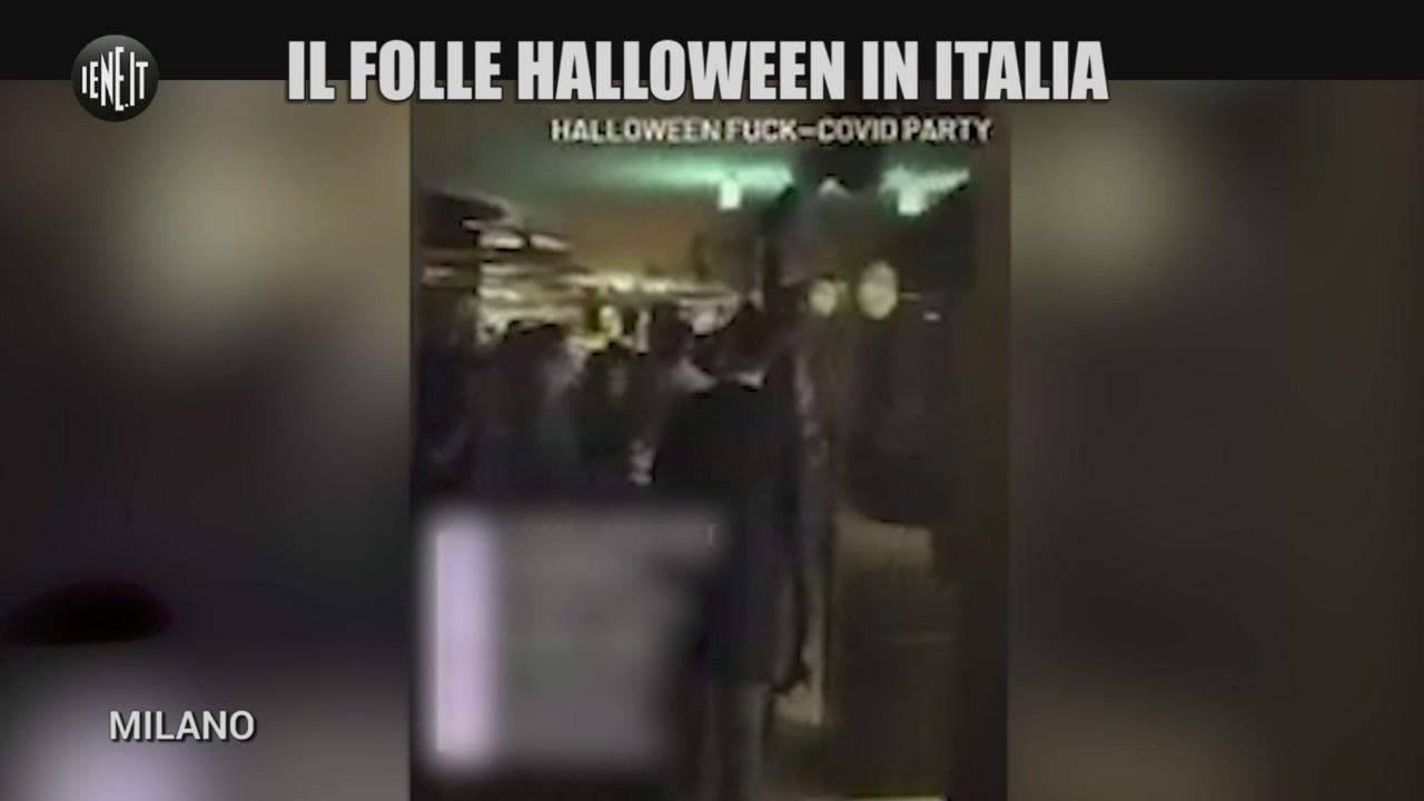 halloween milano napoli feste discoteche