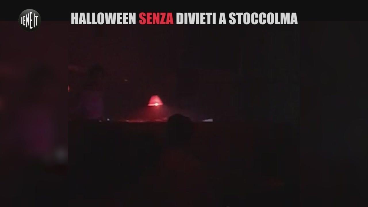 halloween svezia festeggiare