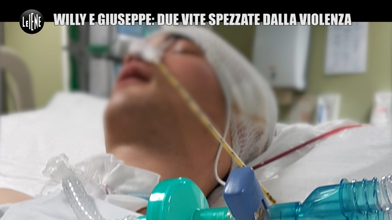 Willy Giuseppe violenza