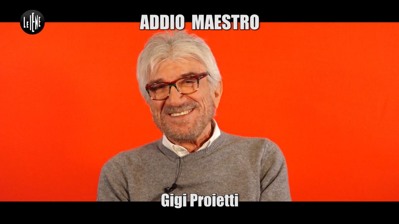 Gigi proietti intervista