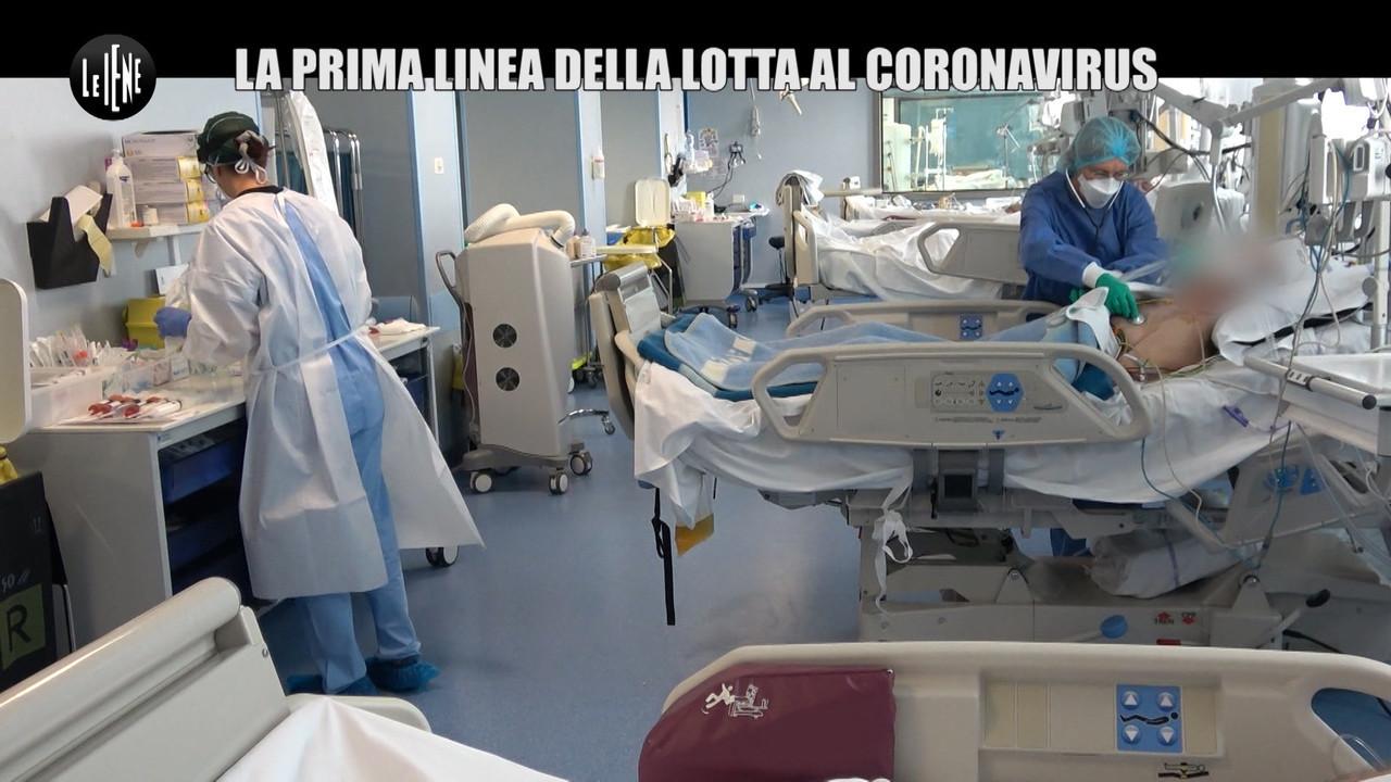 coronavirus ospedale padova medici guariti ammalati