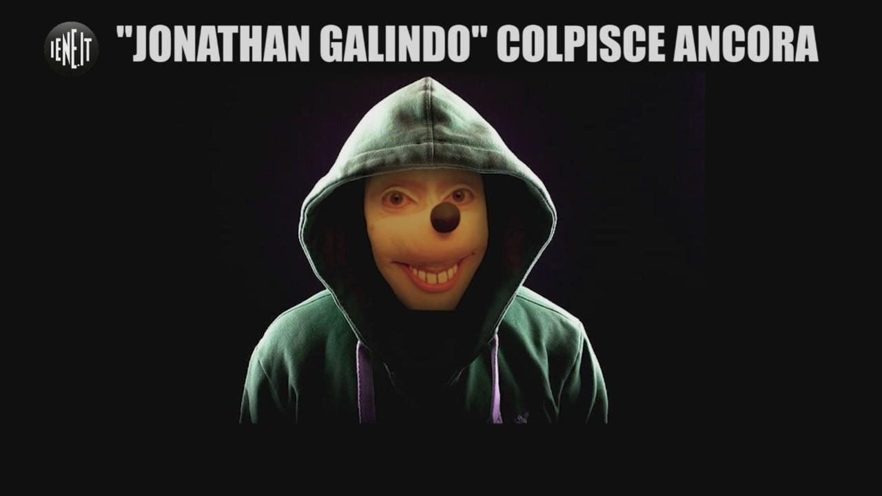Jonathan Galindo nuove testimonianze