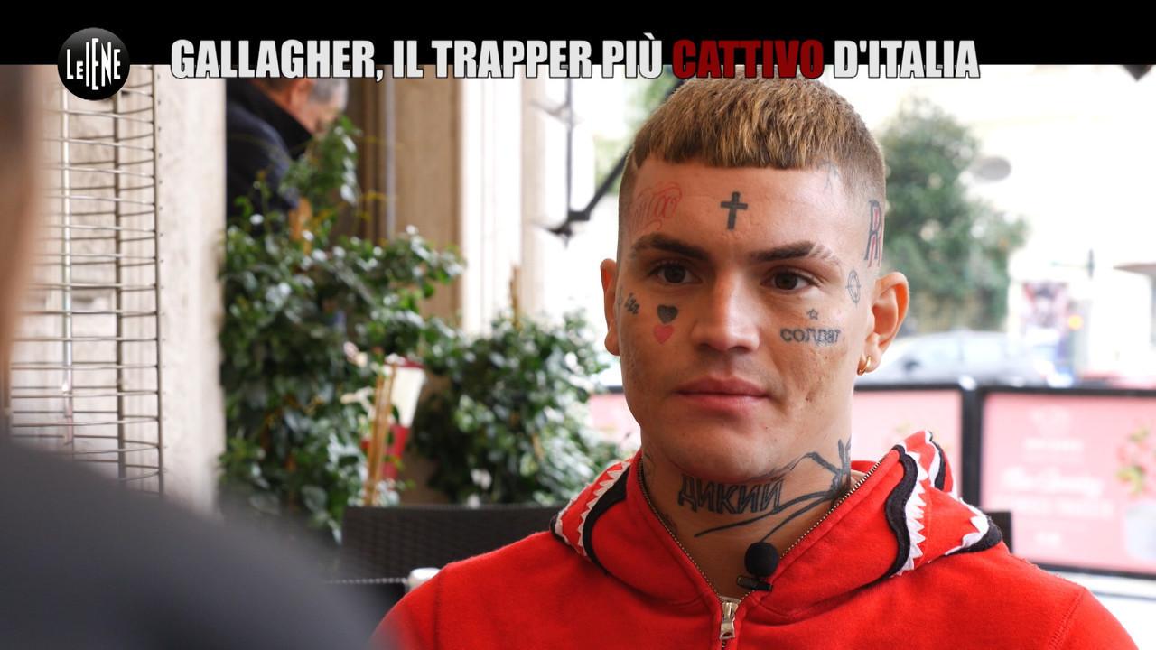 gallagher trapper cattivo italia