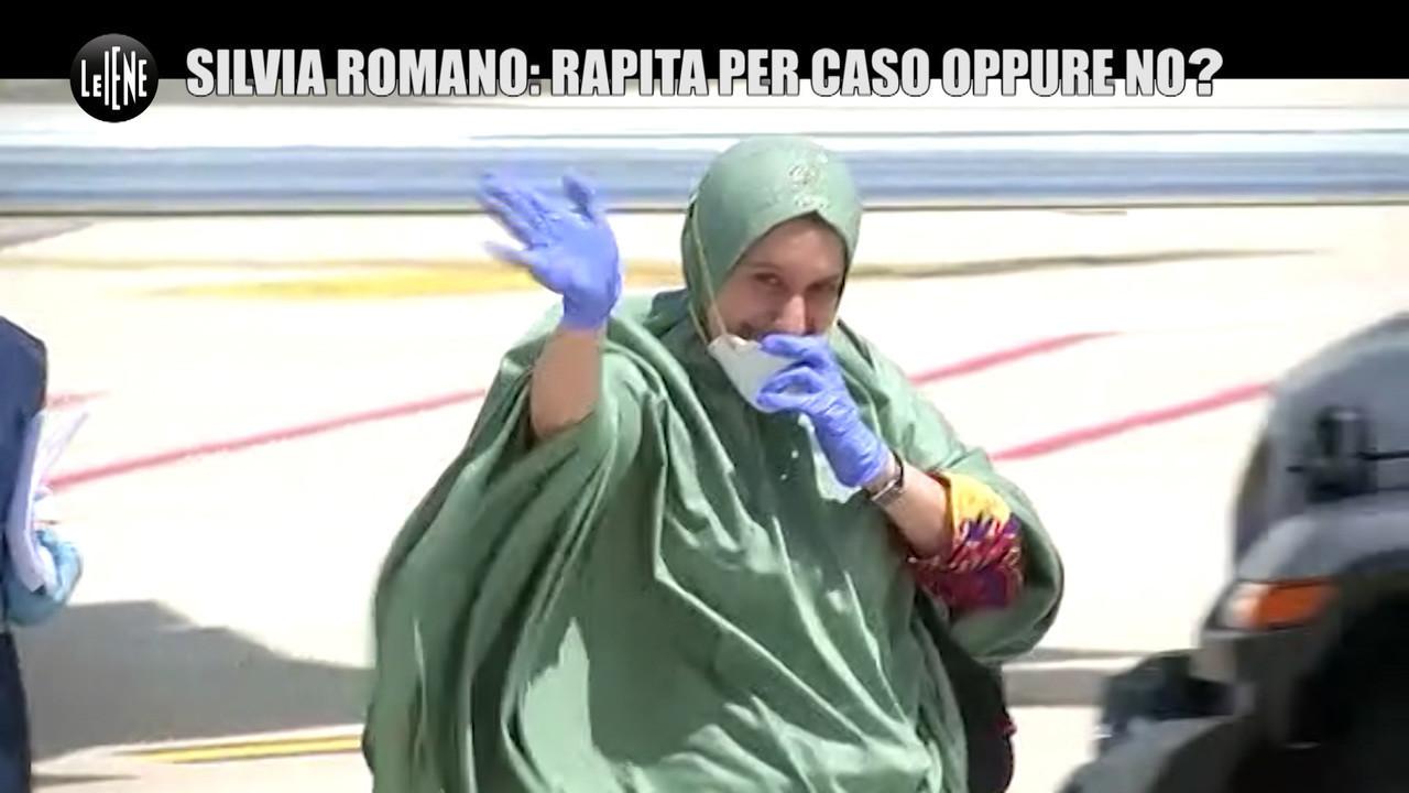 Silvia romano rapita