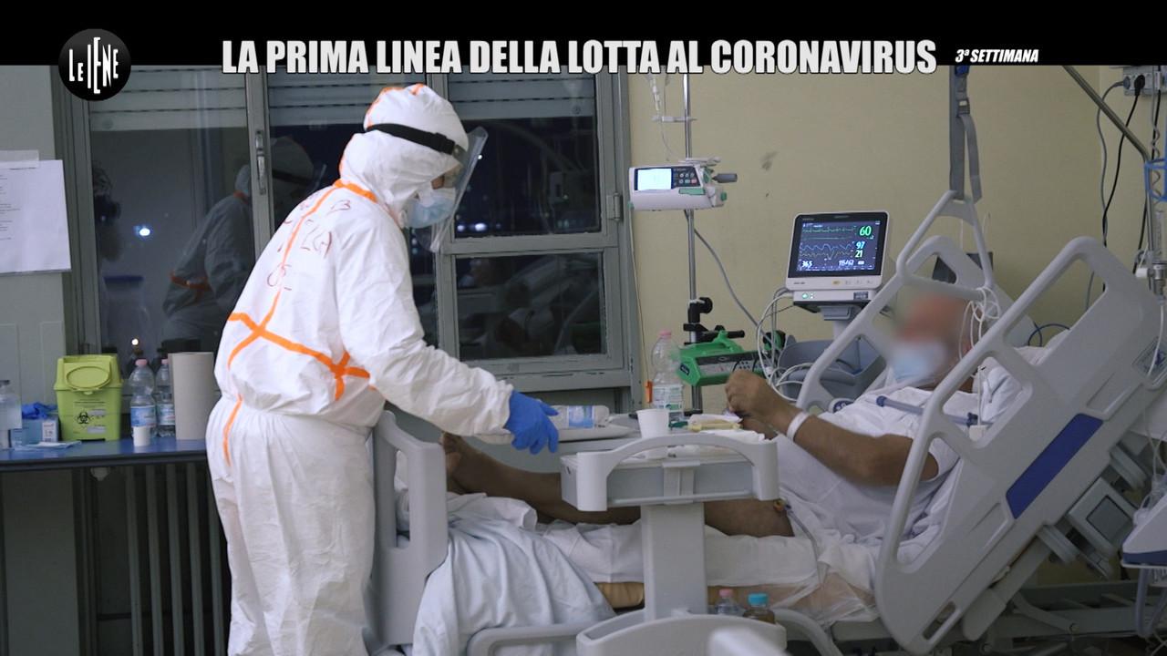 coronavirus ospedale medici guariti ammalati