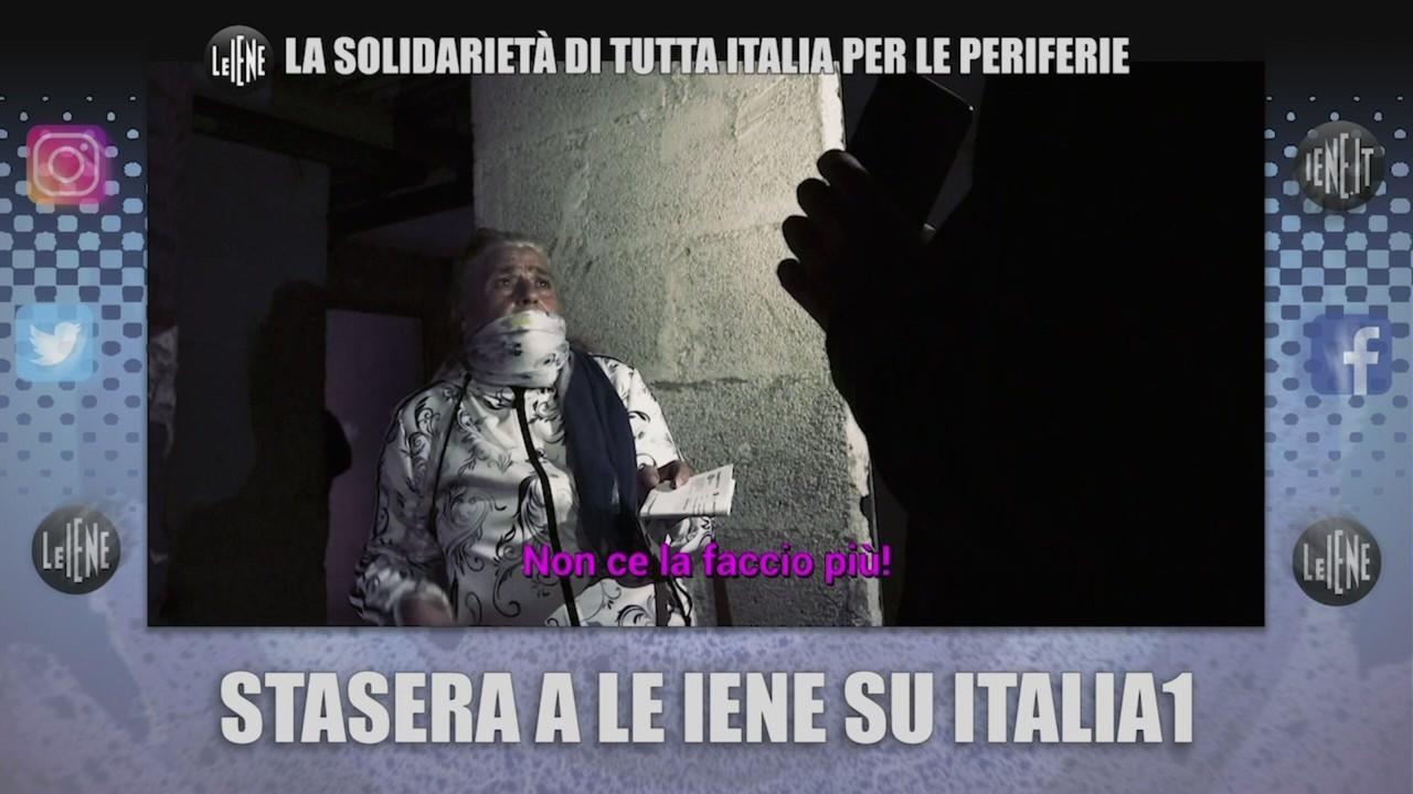 coronavirus solidarieta italia periferie roma