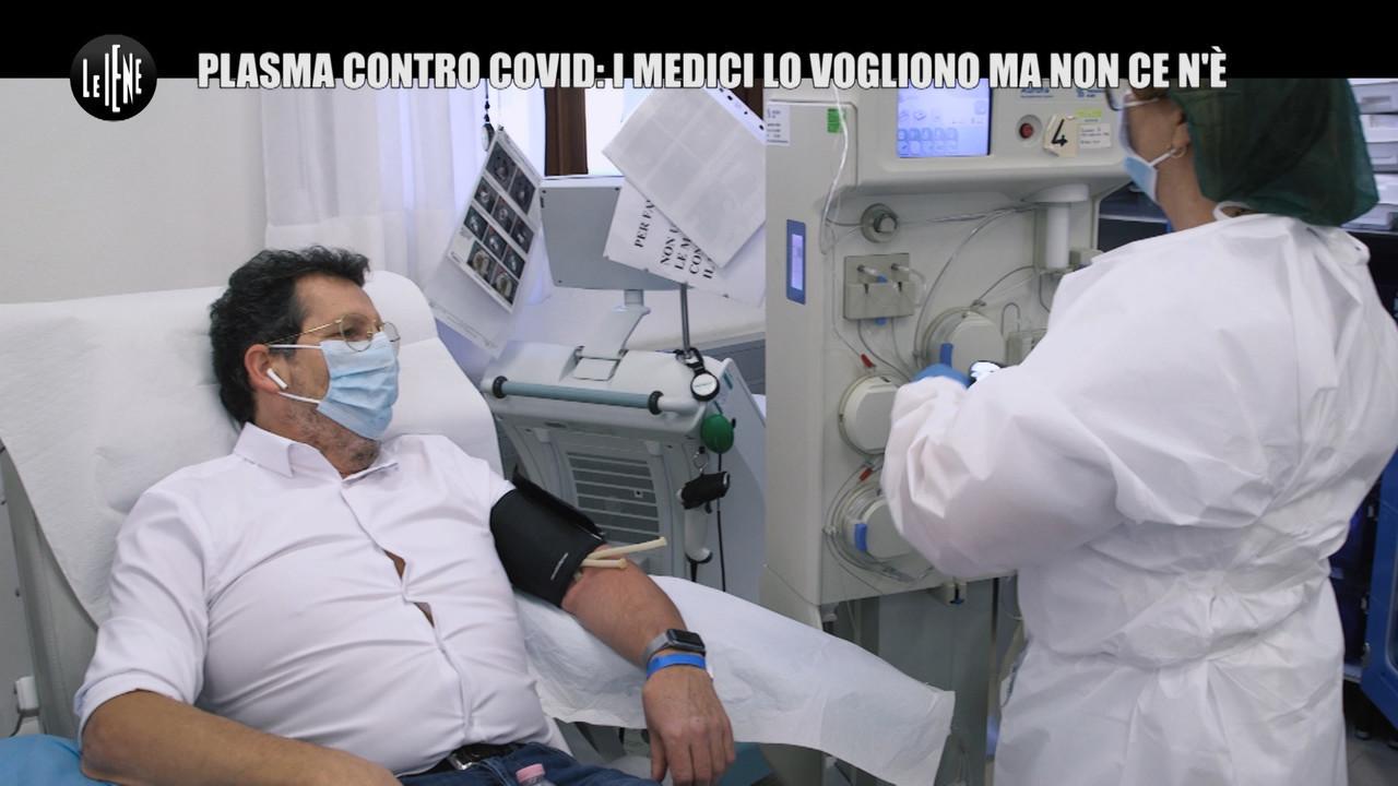 plasma iperimmune coronavirus medici