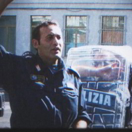 ispettore polizia raciti ultras