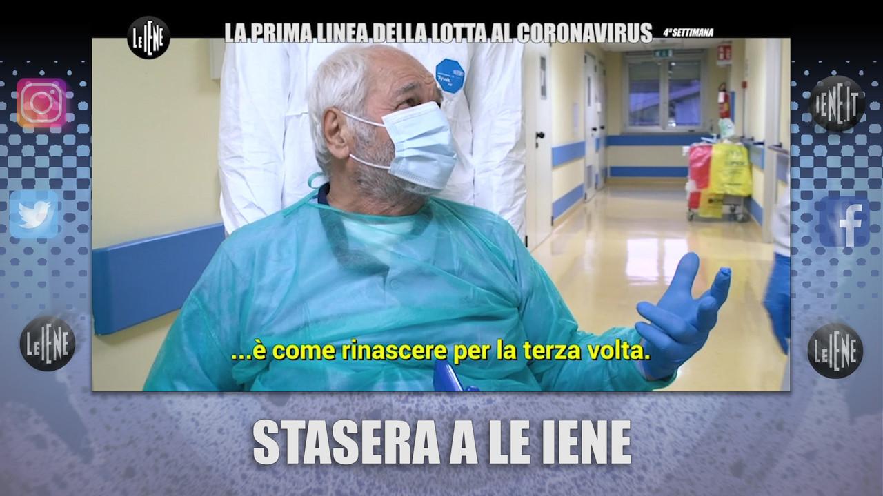 Ospedale Padova prima linea lotta Covid