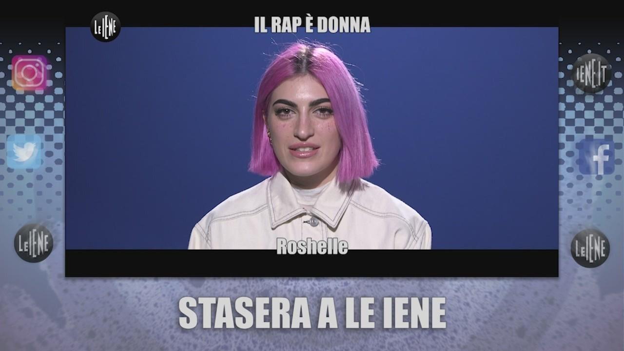 rapper Roshelle