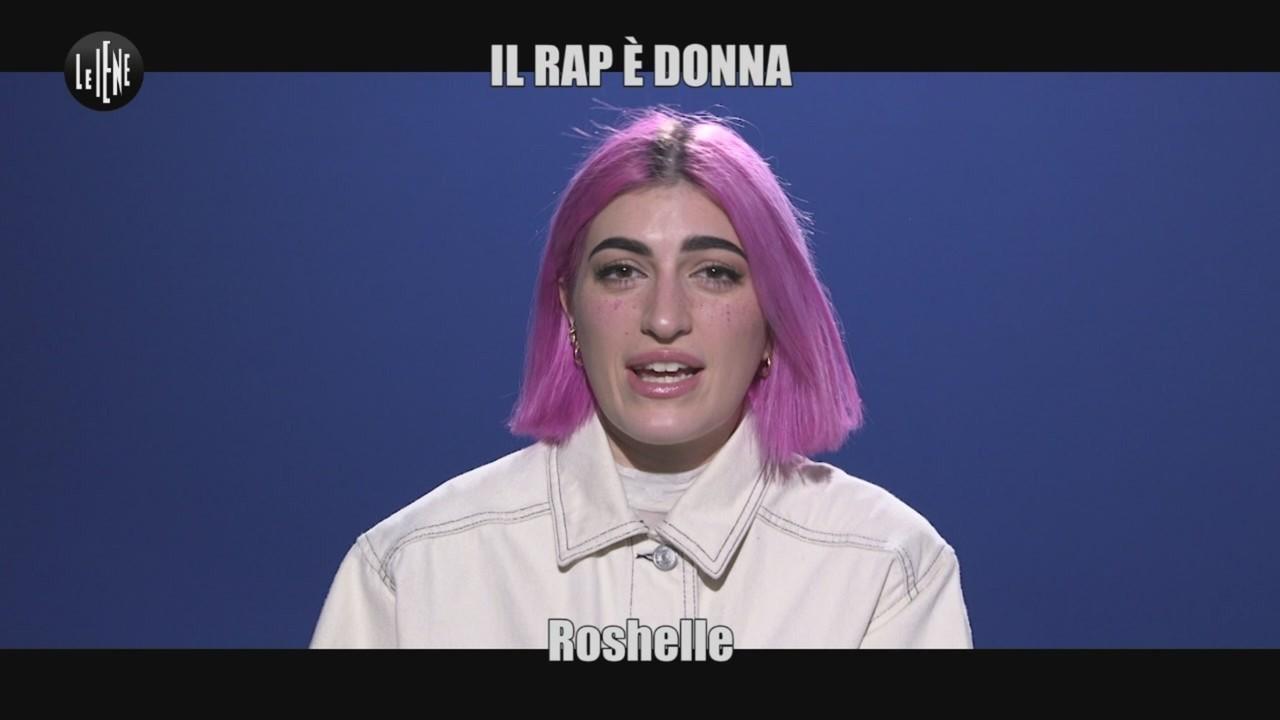 roshelle rap donna
