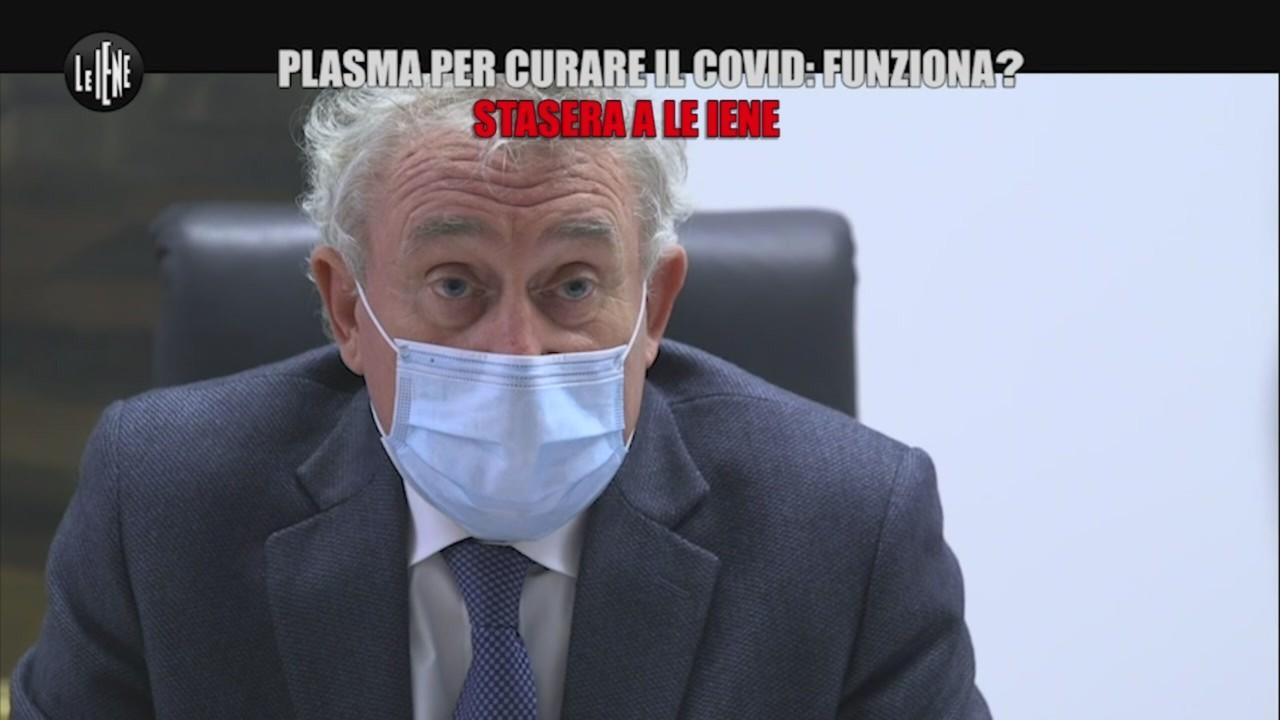 Plasma iperimmune contro Covid