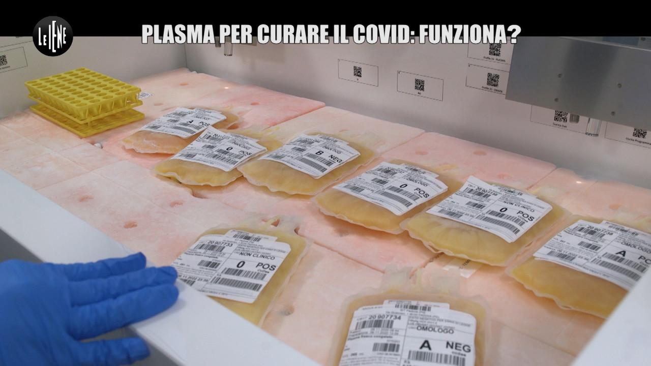 plasma iperimmune curare coronavirus funziona