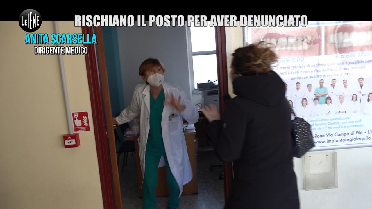 Ospedali collasso personale rischia posto