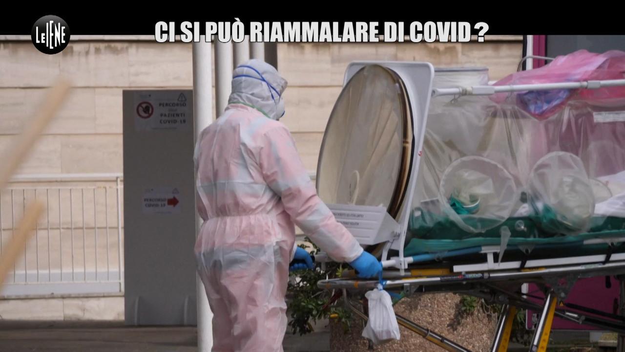 coronavirus ci si puo riammalare