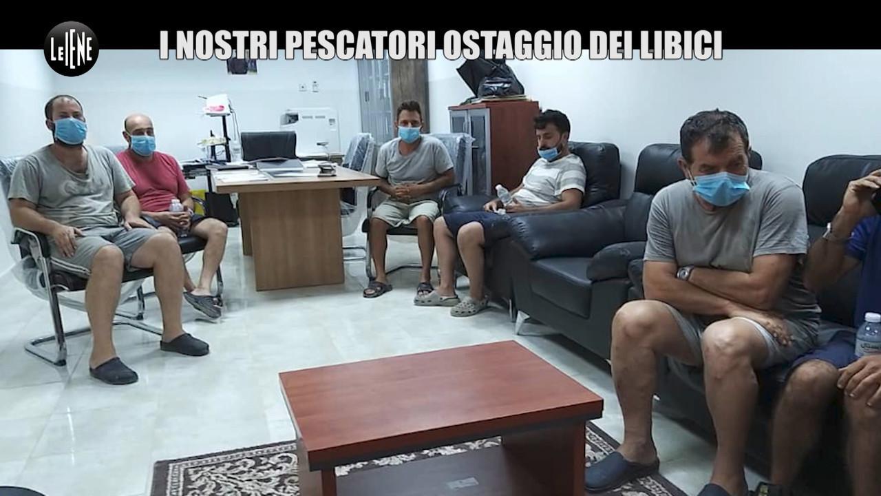 pescatori ostaggio libia