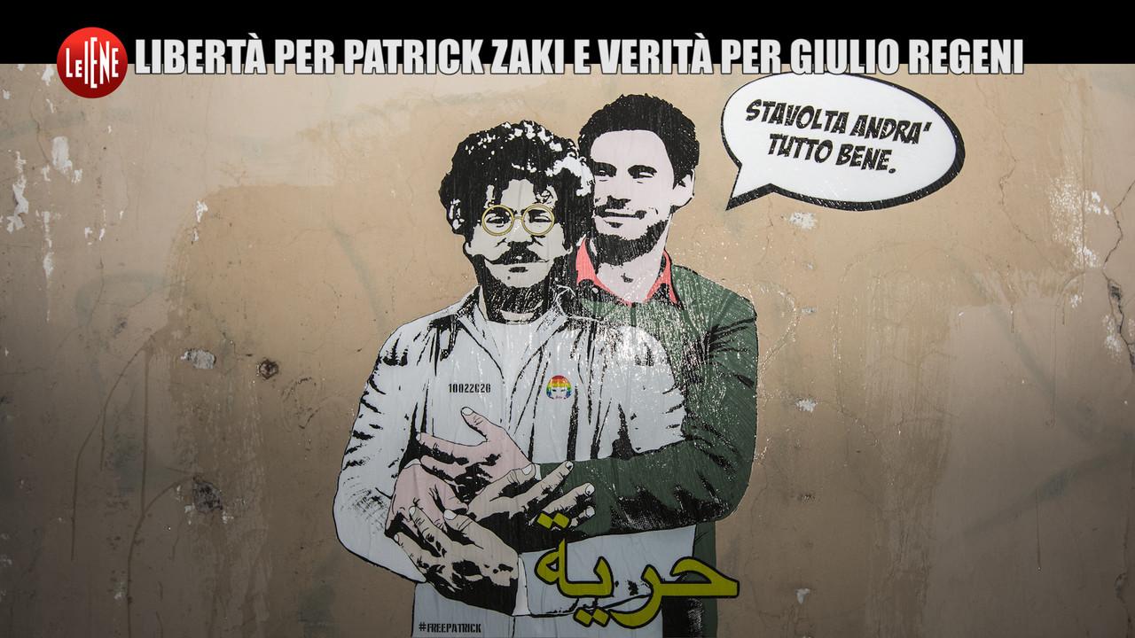 Patrick Zaki carcere egitto