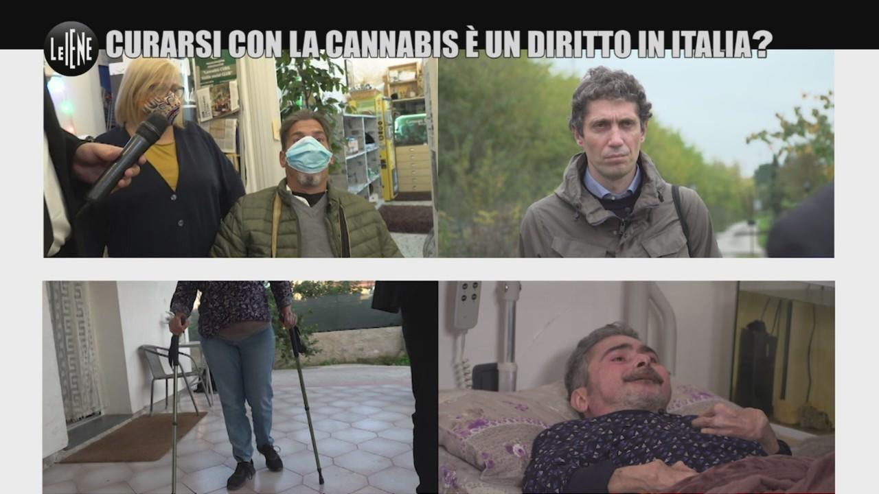 cannabis curarsi italia