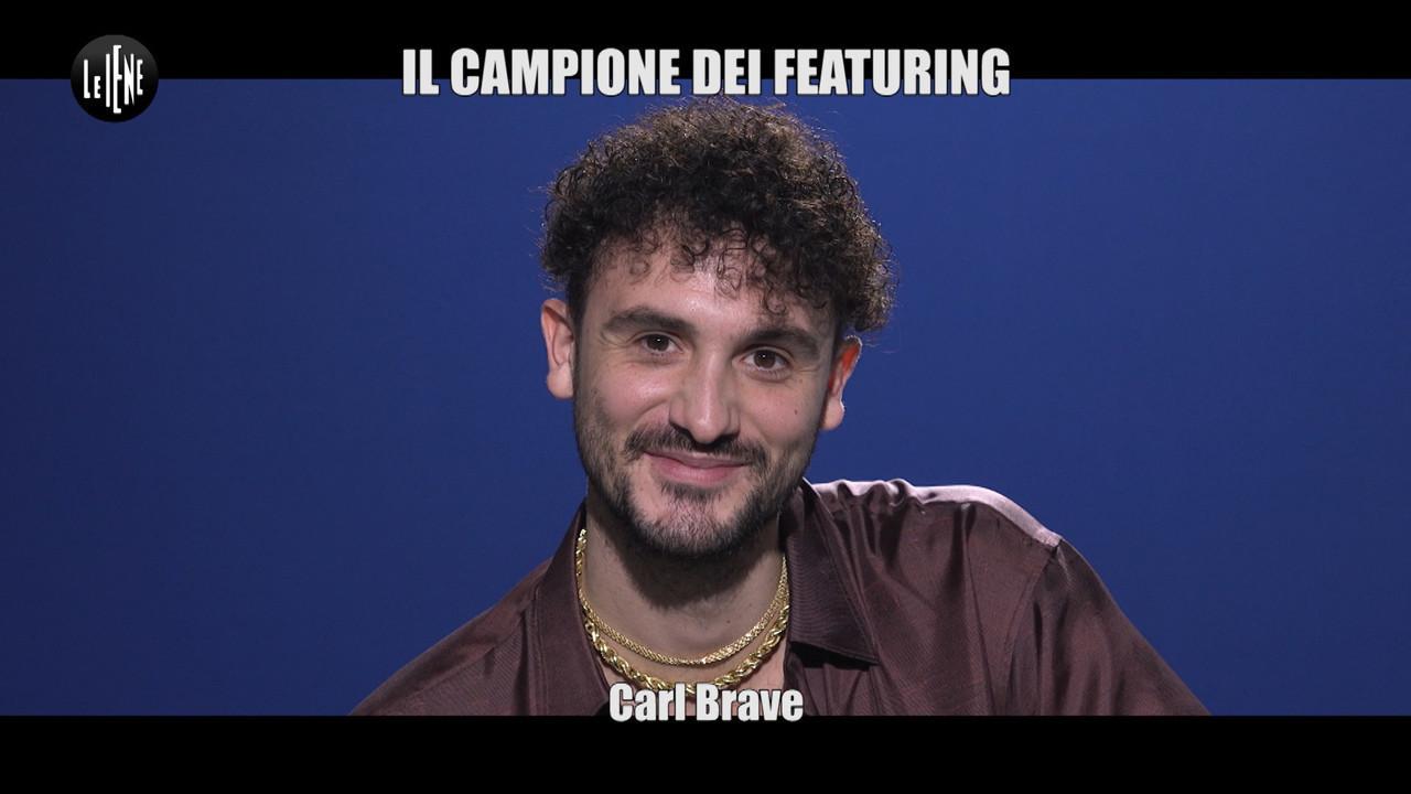 Carl brave featuring elodie cremonini