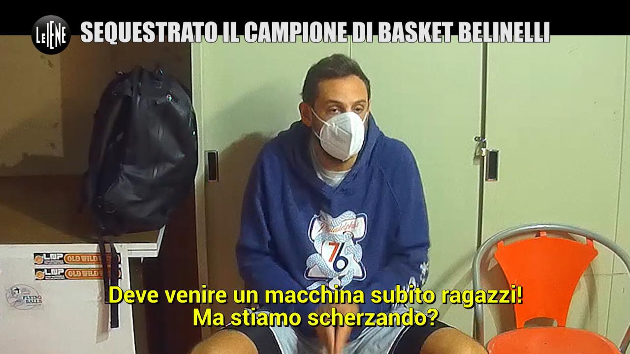 scherzo Marco Belinelli