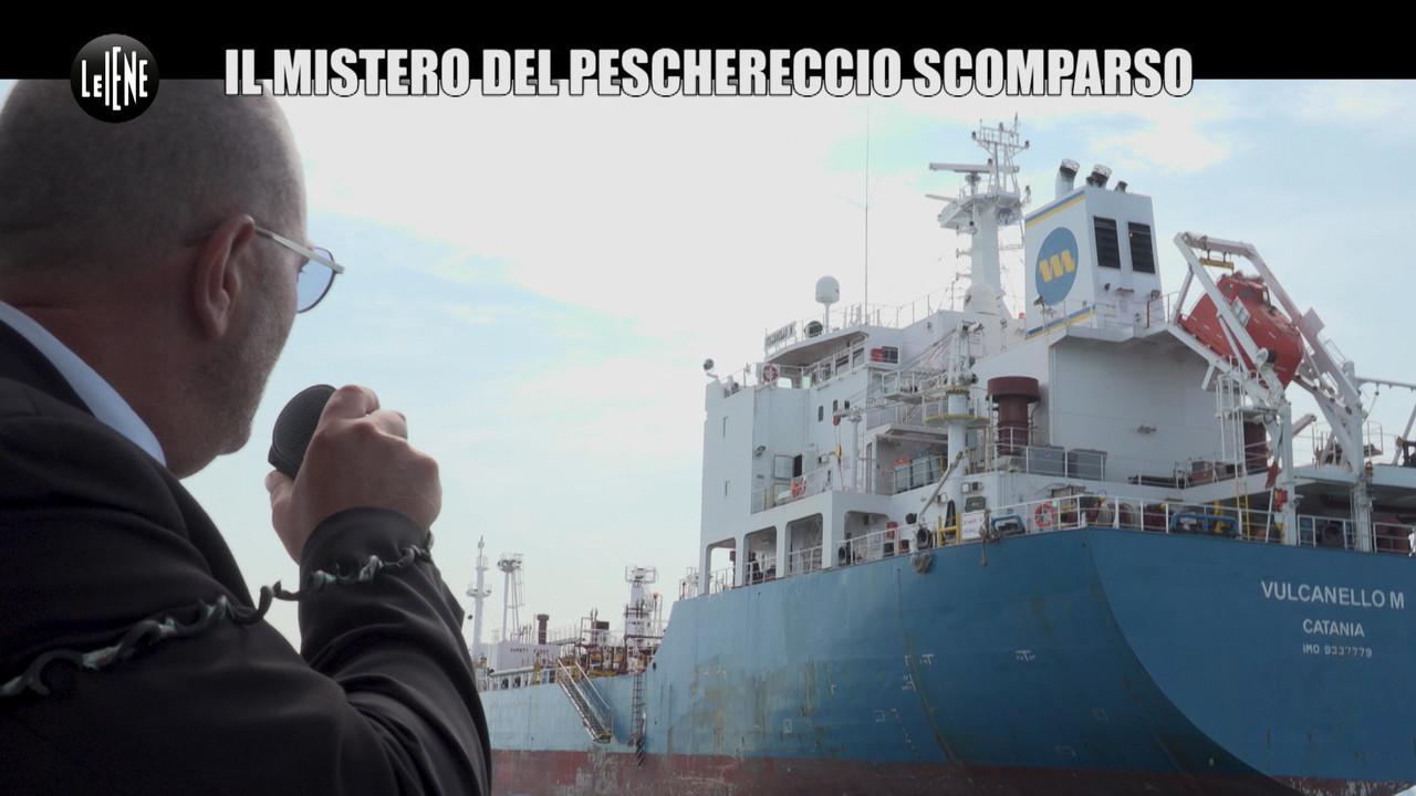 Nuova Iside petroliera