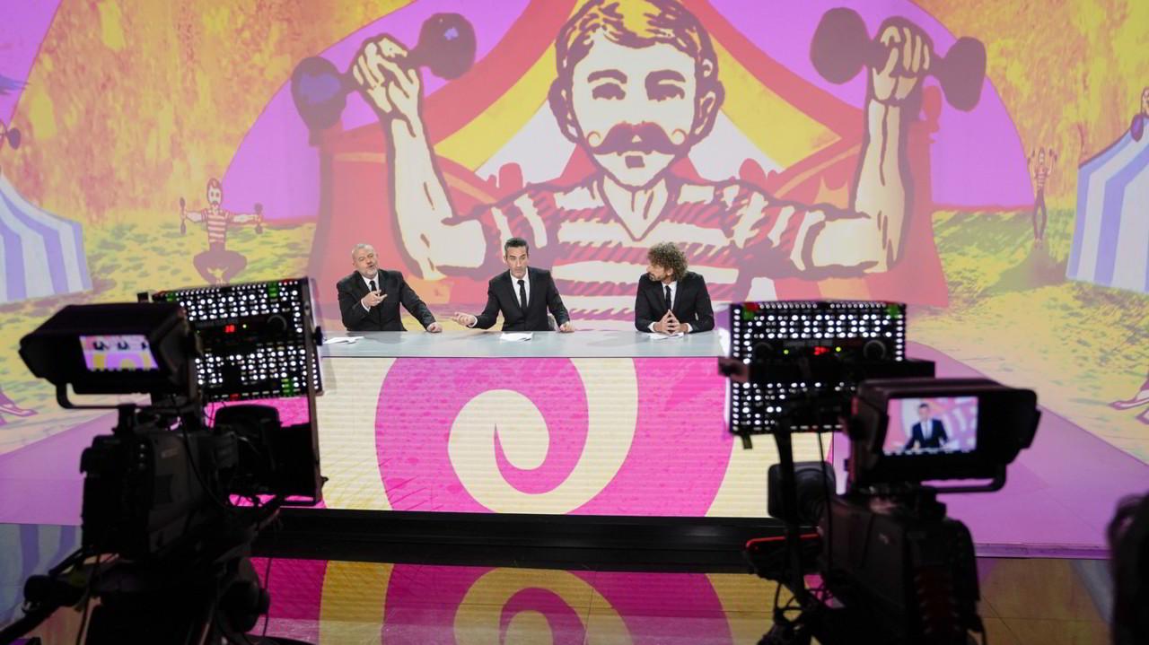 Le foto della puntata del 3 dicembre