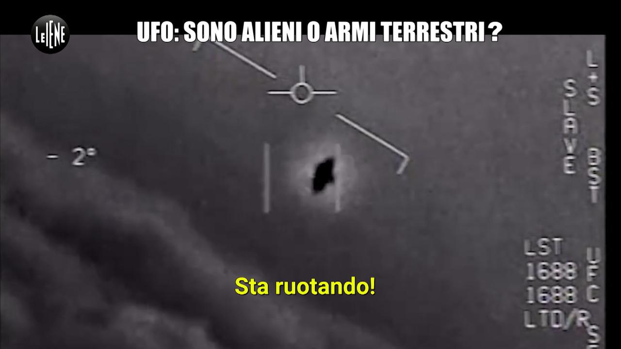 ufo alieni armi
