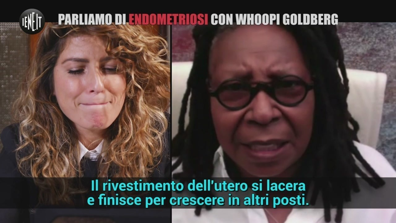 endometriosi malattia intervista whoopi goldberg