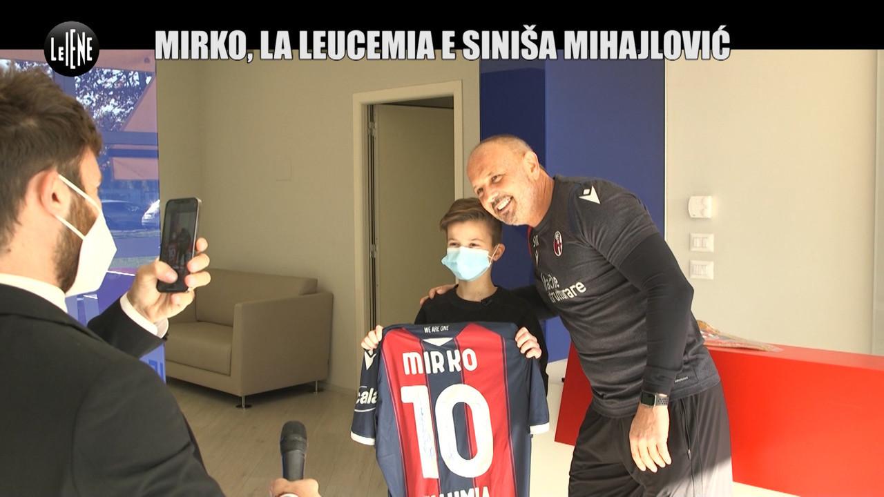 Mirko leucemia mihajlovic
