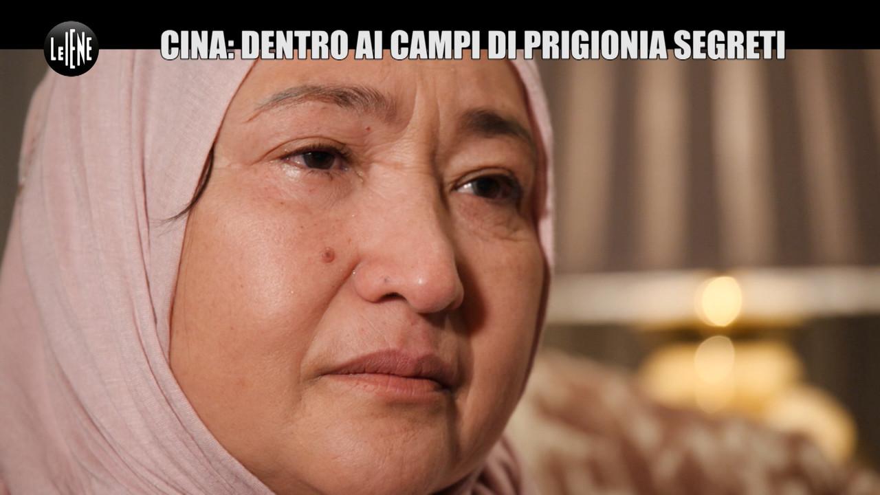 Uiguri lavoro forzato usa cinesi
