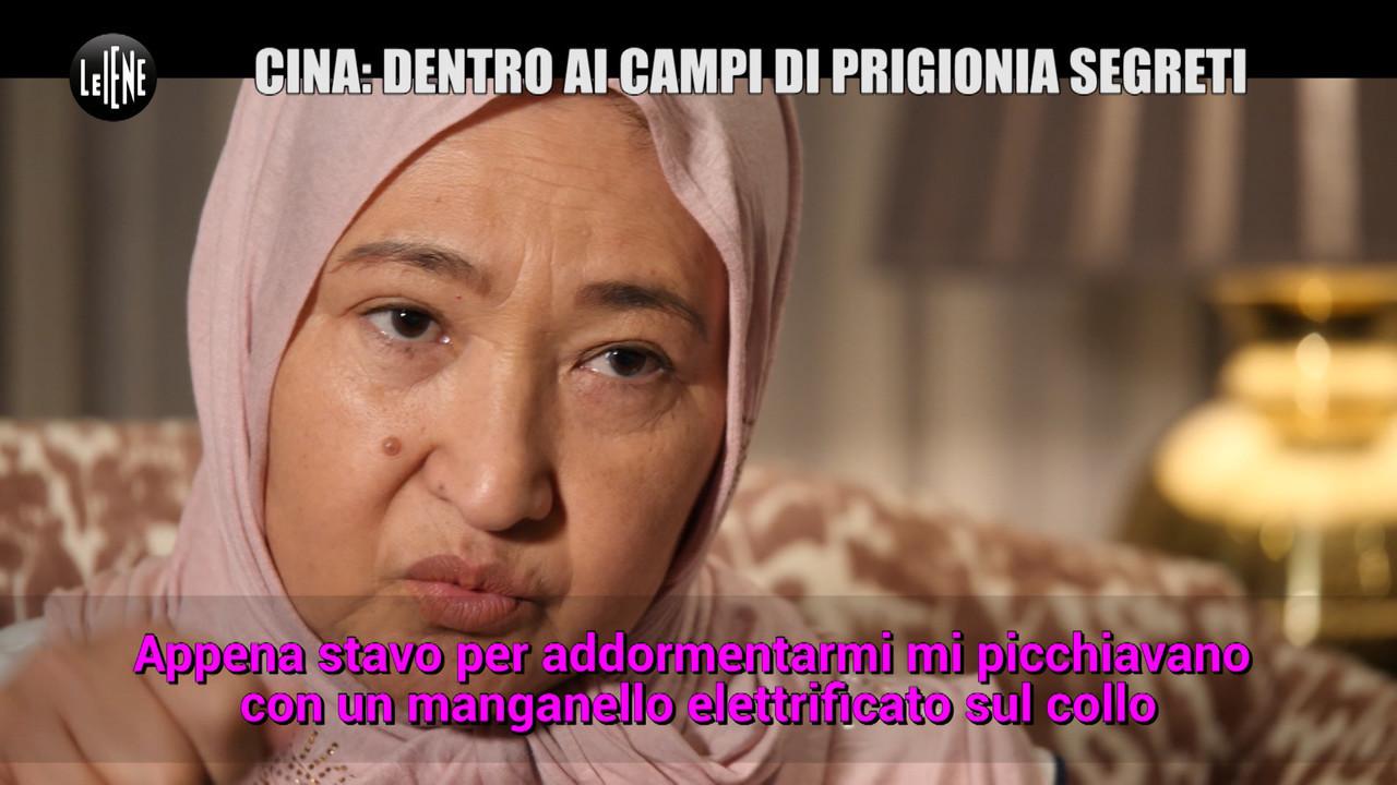Cina uigura campi prigionia