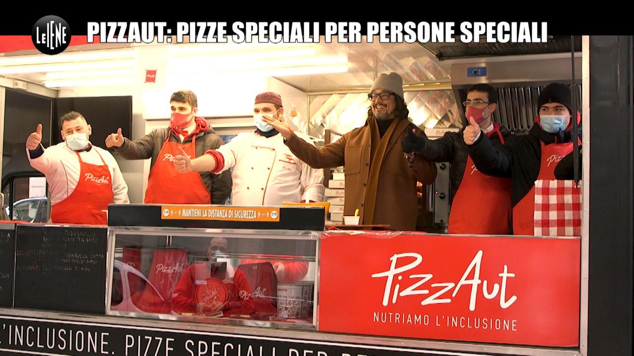 pizzaut pizze ragazzi maionchi fedez