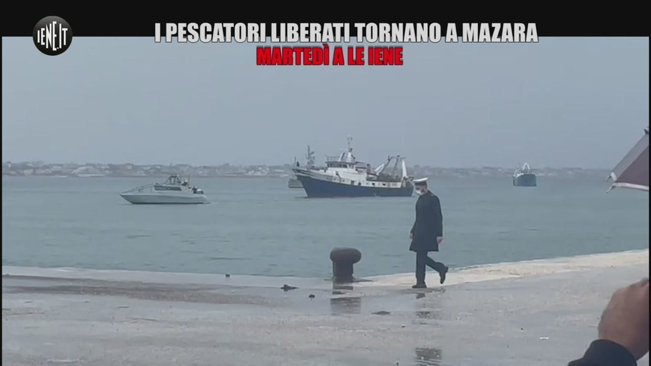 pescatori libia mazara