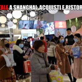 Natale Shanghai coronavirus