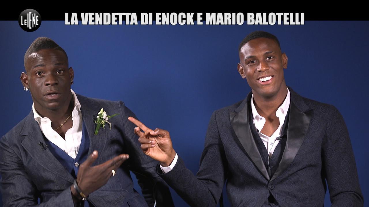 GAZZARRINI: La scherzo di Mario Balotelli ed Enock: rovinano il matrimonio al loro amico