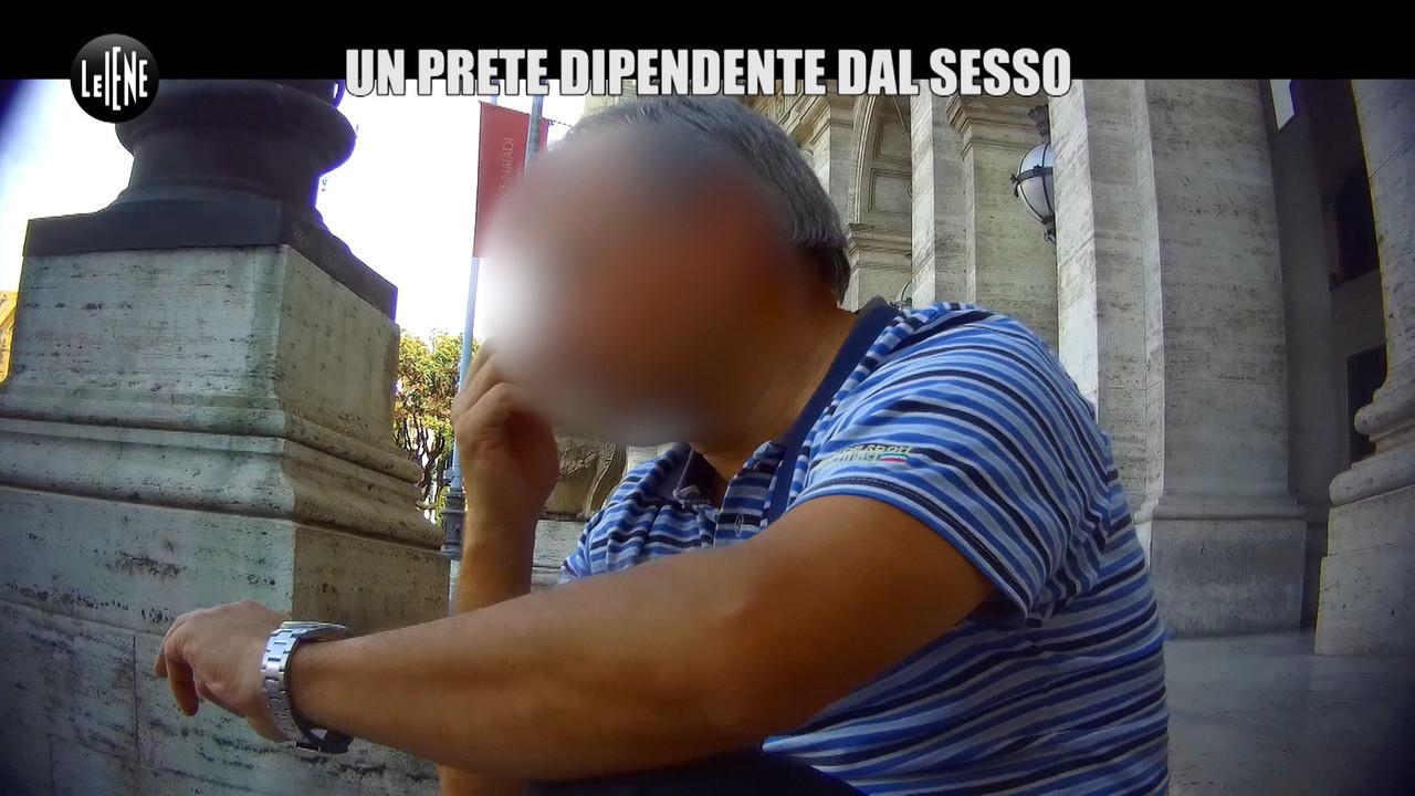 RUGGERI: Un prete dipendente dal sesso