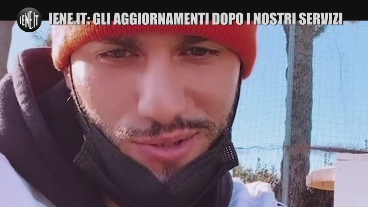 """AGGIORNAMENTI IENE.IT: Scherzo a Oppini: """"Alba Parietti l'ha salvato"""""""