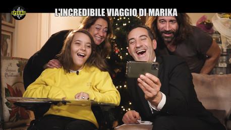 Lo Speciale Le Iene: l'incredibile viaggio di Marika