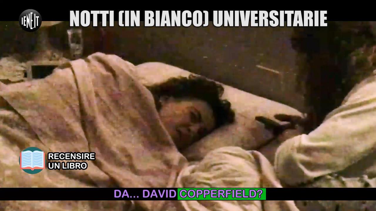 Notti in bianco universitarie