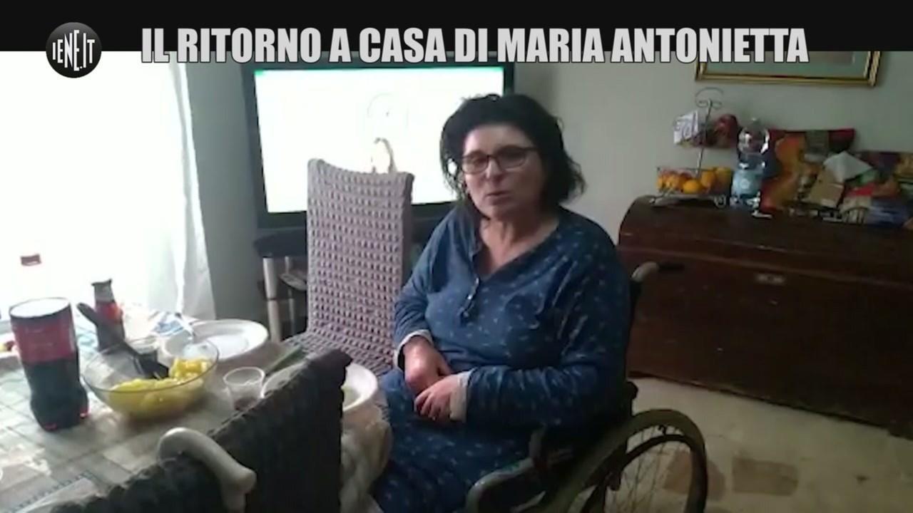 maria antonietta ospedale