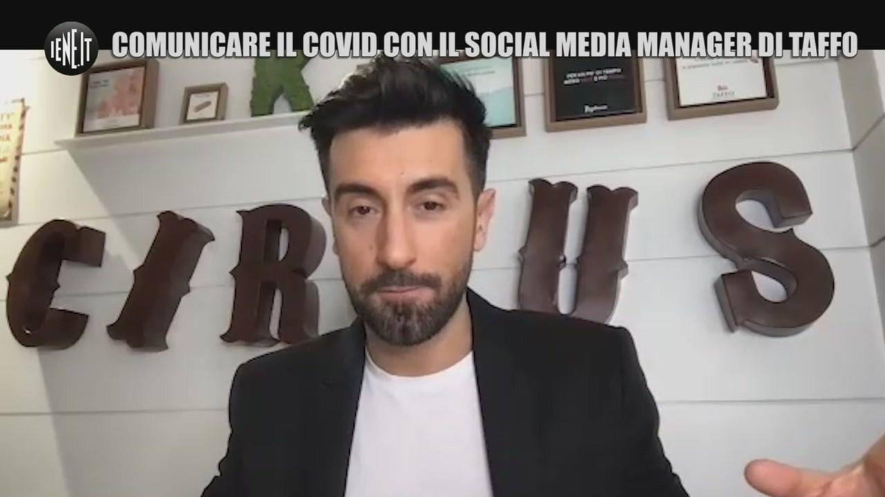 Covid Taffo Iene