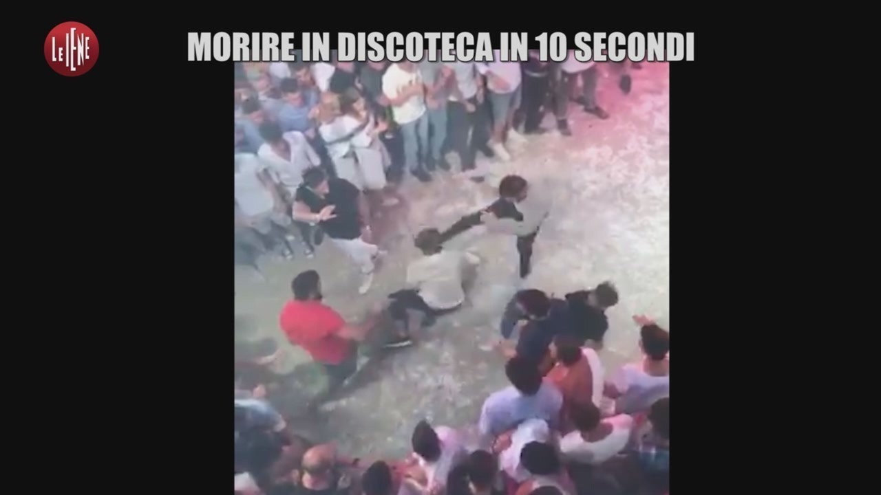 rissa discoteca morte ciatti