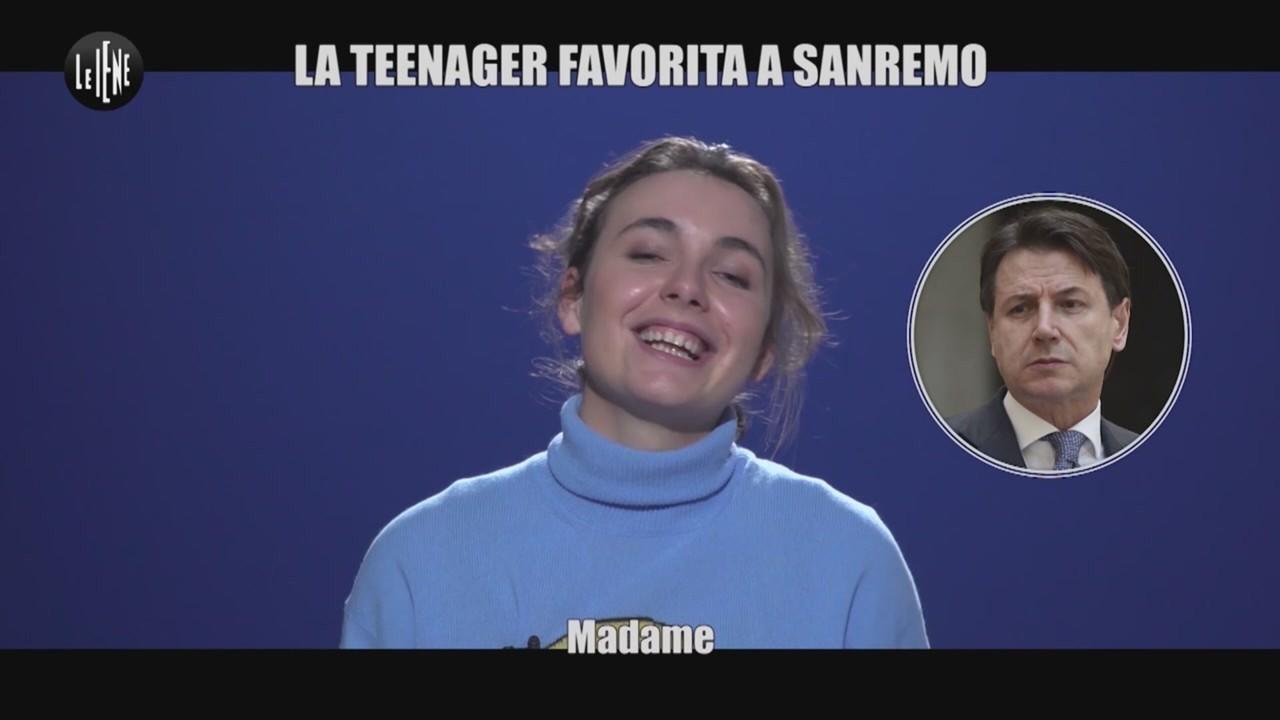madame Sanremo Conte